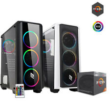 Pc gaming Ryzen 5 2400g 3.90ghz ,Ram 16gb 3000mhz,Ssd 240gb,Windows 10