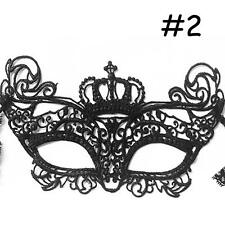 NEW Sexy Lace Mask For Halloween Masquerade Ball Party Fancy Dress Costume #2 BA