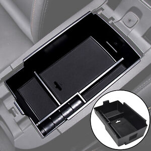 For Chevrolet Equinox 3rd Gen 2018-2021 Armrest Storage Box Center Console Tray