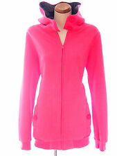 Women's Solid Hooded Jumpers and Cardigans