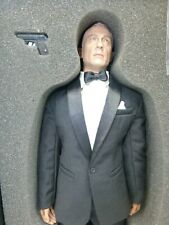 MI6 Daniel Craig as James Bond 007 Collectable Figure Not Hot Toy www.did.co