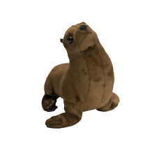 BNWT - SEA LIFE WILD REPUBLIC SEA LION BROWN COLOUR SOFT PLUSH TOY 15inch/38cm
