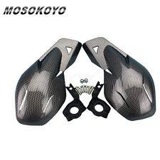 "Motorcycle 7/8"" Handlebar Bar End Hand Guards Protector For Yamaha Suzuki ATV"