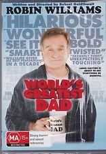 WORLD'S GREATEST DAD -  Robin Williams, Daryl Sabara, Morgan Murphy  - DVD