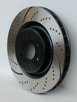 EBC Brakes GD538 3GD Series Dimpled and Slotted Sport Rotor