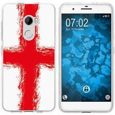 Case für HTC One X10 Silikon-Hülle WM England M4 Case