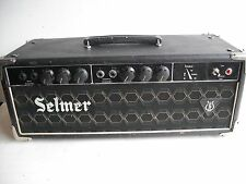 """The Beatles Era""  SELMER Treble ""N"" Bass 50 Tube Amp. 50 W"