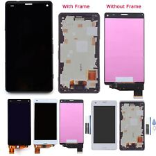 LCD Touch Screen Display Digitizer for Sony Xperia Z3 Compact Mini D5803 D5833