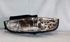 Left Side Replacement Headlight Assembly For 1997-2005 Buick Park Avenue