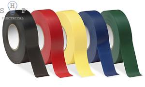 PREMIUM Electrical PVC Insulation Tape Flame Retardant 19mm Extra Long