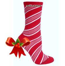 New CHRISTMAS CANDY CANE Socks~WheelHouse~M~Mix n' Match 4th Pair FREE Sale!