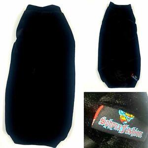 Black Velvet - Sphynx Cat Top, Devon Rex, Peterbald, Pet Cat Clothes