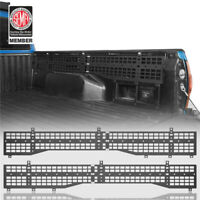 6'' Long Bed Full Length Rear Bed MOLLE Panel Steel Fit Toyota Tacoma 2005-2015