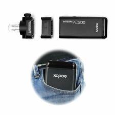 US Godox AD200 Pocket Flash Speedlite +Trigger for Canon Sony Nikon Fuji Olympus