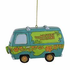 Jim Shore 6007256 Mystery Machine Ornament 2020 Scooby Doo