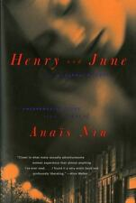 Henry and June Journal of Love Unexpurgated Diary Anaïs Nin HENRY MILLER