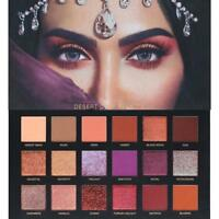 24/18 Colors Lady Shimmer Matte Eyeshadow Palette set Makeup Cosmetic Hot