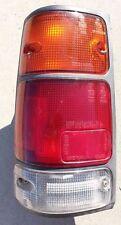 1991-97 Rodeo Left LH LR Driver's Side Tail Brake Light Lamp OEM QTR MTD