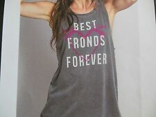 O'Neill Best Fronds Mojave Muscle Tank sz x-small