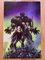 Marvel Comics Old Man Hawkeye 1 Unknown Comics Crain virgin variant exclusive NM