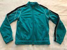 Women's Puma Aqua Polyester Athletic Workout Jacket (Size S) (W1)