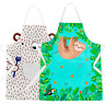 Sass & Belle Kids Childrens Aprons Chefs Cooking Baking Painting Kitchen Apron
