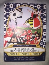 Sorcerer of the Magic Kingdom #37 The Queen Of Heart's Card Army