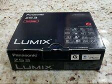Panasonic LUMIX DMC-ZS3 10.1MP Digital Camera Red - Brand NEW