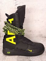 NEW 2018 NIKE AIR FORCE 1 AF1 = SIZE 11 = SF SPECIAL FIELD MENS BOOTS AA1128-003