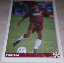 CARD JOKER 1994 REGGIANA TORRISI CALCIO FOOTBALL SOCCER ALBUM