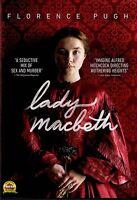 NEW DVD  - LADY MACBETH - Florence Pugh, Cosmo Jarvis, Paul Hilton, Naomi Ackie,