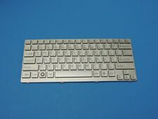 N860-7676-T101 Genuine Sony Vaio Vgn-Cr Series Us Keyboard Silver Pcg-5L2L