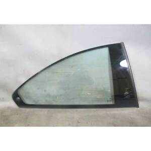 2000-2006 BMW E46 3-Series Coupe Right Rear Quarter Vent Window Glass USED OEM