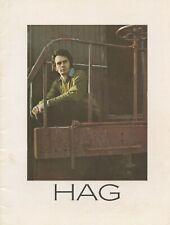 Rare Merle Haggard Tour Program -  HAG - 1974