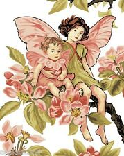 Framed Paint by Numbers kit Painting by Numbers The Butterfly Fairies  LG 7235