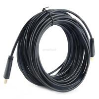 10M HDMI Cable Video Lead LCD TV HD HDTV 3D 1080p Male to Male Gold Plated A83