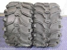 KENDA BEAR CLAW 22x12-8 PAIR ATV TRES ( 2 TIRE SET  ) 22x11-8 K299 22-12-8