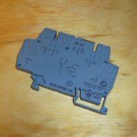 WAGO 24VDC Coil 250VAC 5A Max. Din-Rail Relay Module 859-304