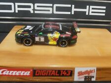 Carrera Digital 143 Porsche Carrera GT3 RSR Tuning Motor Reifen Magnet SMD Licht