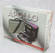 Aluminium Apollo Laptop Carry Case Premium 'Chameleon' Brand Silver BNIB..