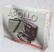 Aluminium Apollo Laptop Carry Case Premium 'Chameleon' Brand Silver BNIB