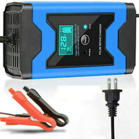 12V Car Jump Starter Booster Jumper Box Power Bank Battery Charger Portable