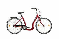 26 Zoll Tiefeinsteiger Fahrrad Alu 3 Gang Nabendaynamo