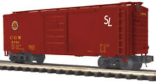 NEW O Gauge MTH Premier 20-93775 40' Boxcar Chicago Great Western