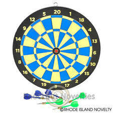 Wooden Dart Game Darts Thow Toss Aim Shoot Wall Bulls Eye Score Points Fun