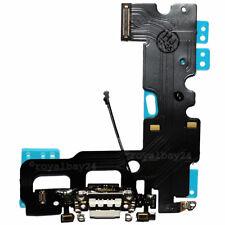 Original iPhone 7 hembrilla de carga de carga-Flex blanco audio Connector Charger micro Dock