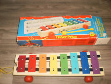 Xylophone Fisher Price Toys 0870 en boite
