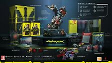 Cyberpunk 2077 PC Collector's Edition - All contents without Game - Brand New