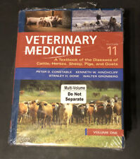 Veterinary Medicine : A Textbook of the Diseases of Cattle, Horses, Sheep, 2book