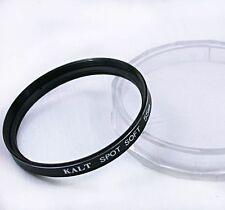 KALT Center SPOT SOFT Filter PORTRAIT~Macro~Flowers, Etc Canon~Nikon+ 55mm MINT!